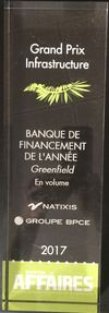 Award ; magazine des Affaires ; Tombstone